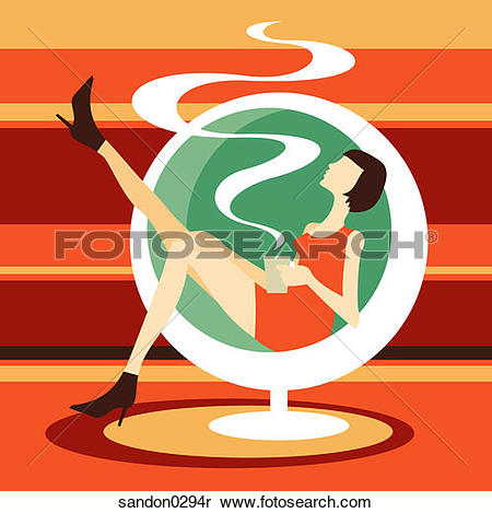 Stock Image of relaxation, repose, leisure time, rest, tranquility.
