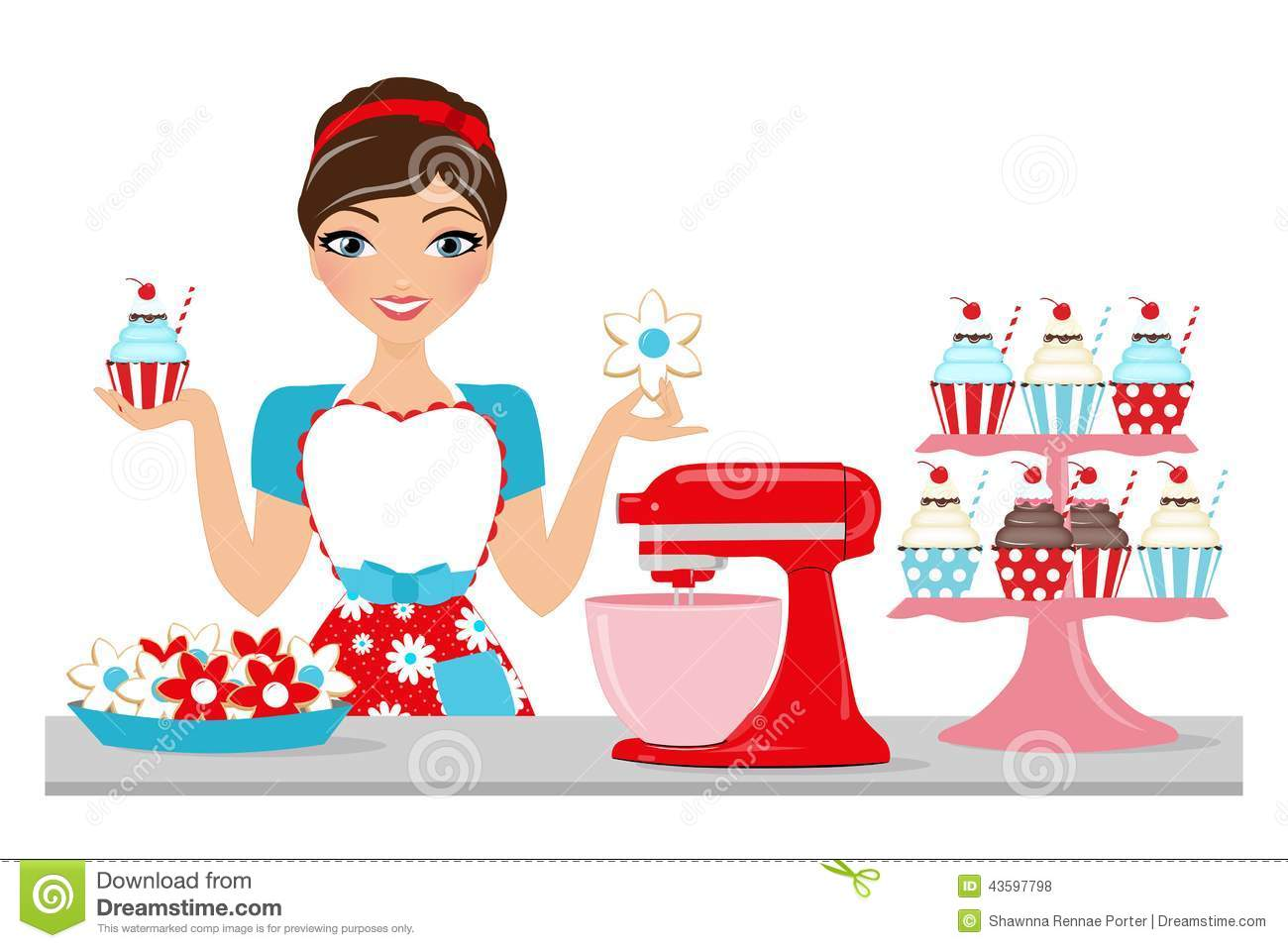 baking clipart clipground asian girls