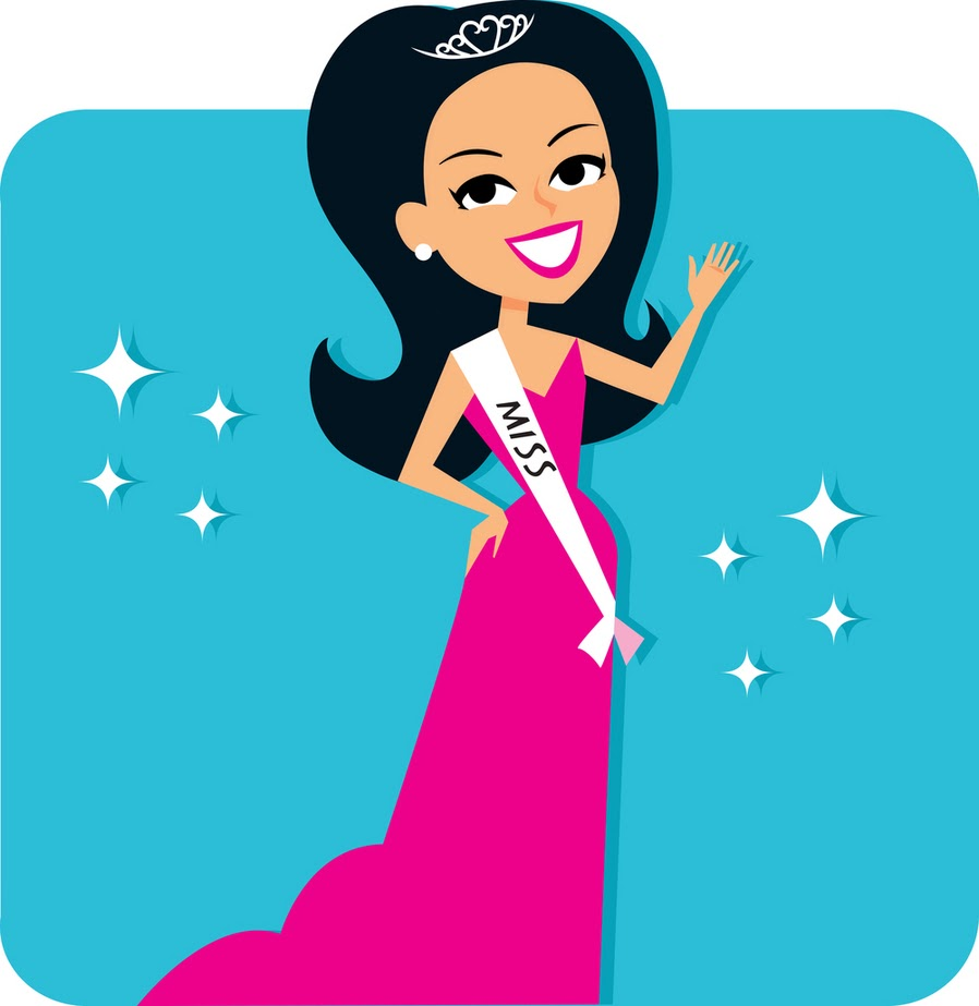 Pageant Girl.