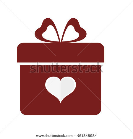 By Heart Love Represent Shape Stock Photos, Royalty.