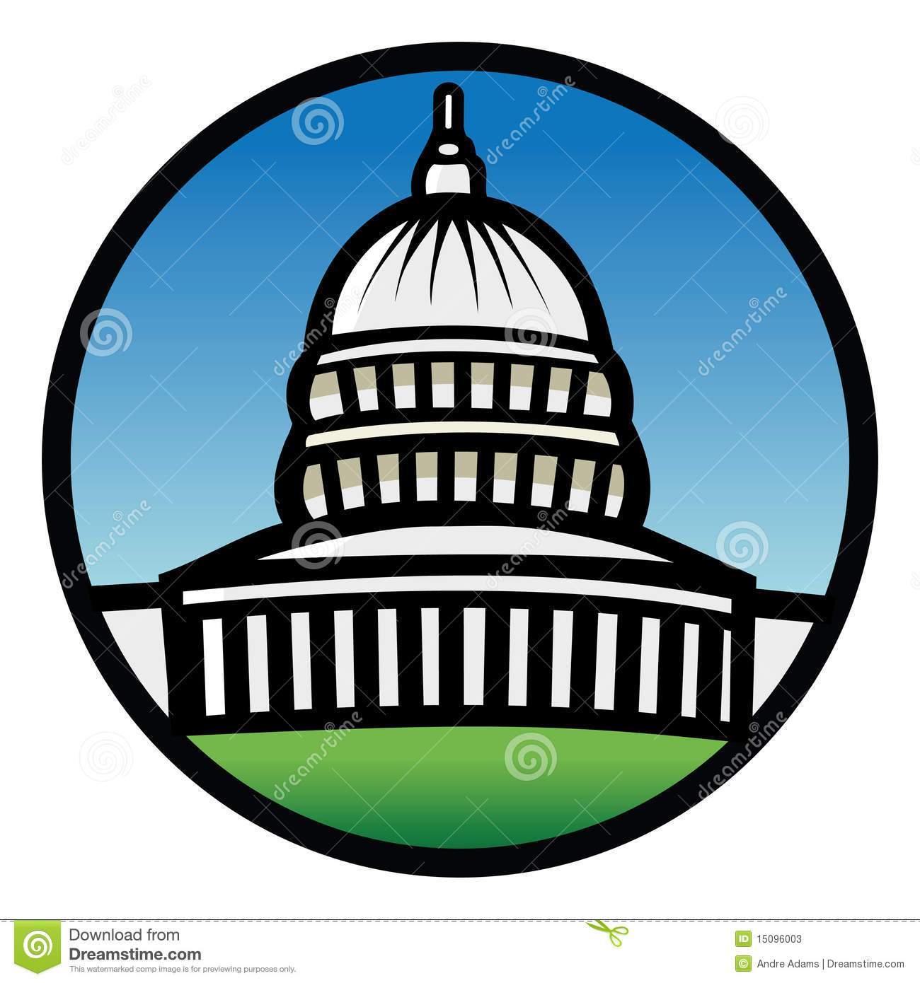 house of representatives and senate clipart drawing 20 ...