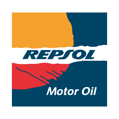Repsol Motor Oil logo vector in .eps and .png format.