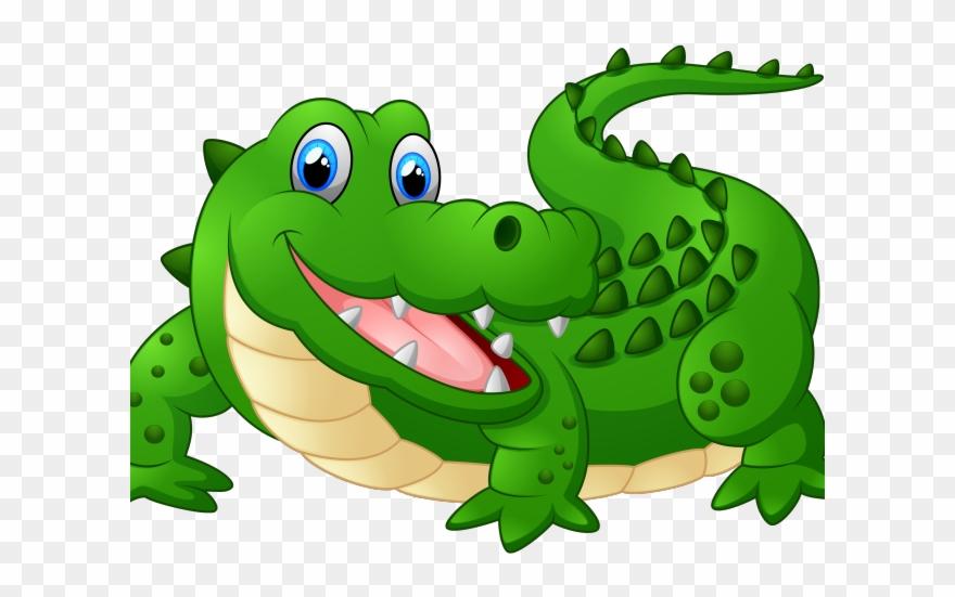 Crocodile Clipart Reptile.