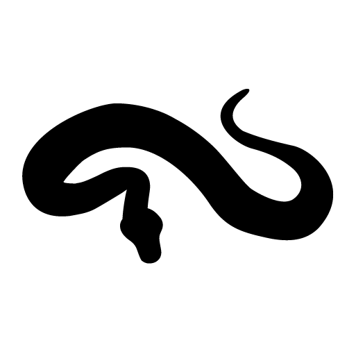 Snake Cliparts Silhouette.