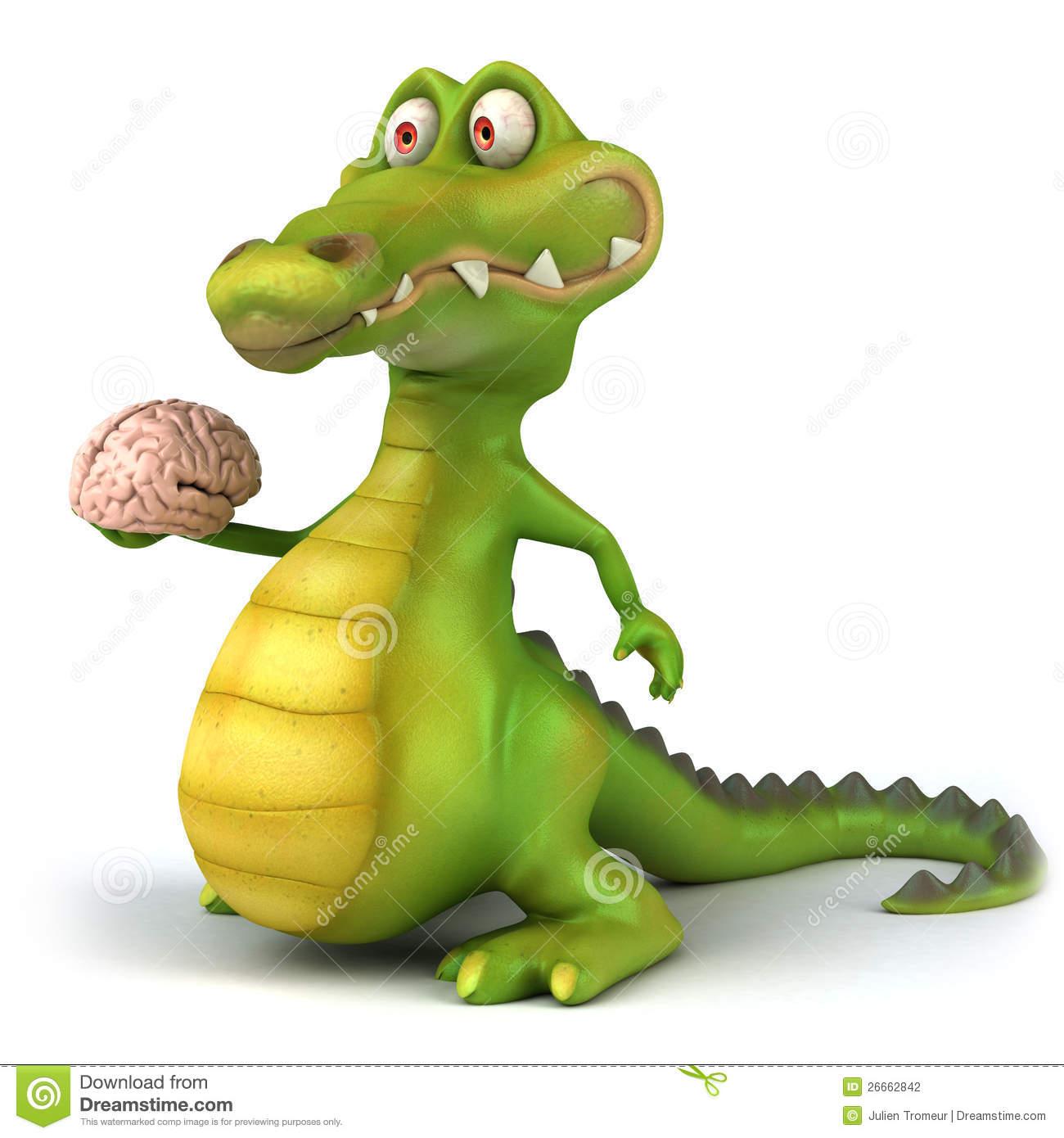 Reptilian Stock Illustrations.