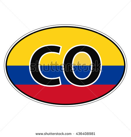 Republic Of Colombia Stock Photos, Royalty.