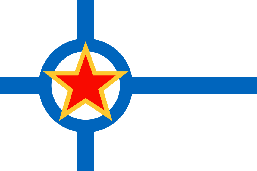 Socialist Republic of Finland by zmijugaloma on DeviantArt.