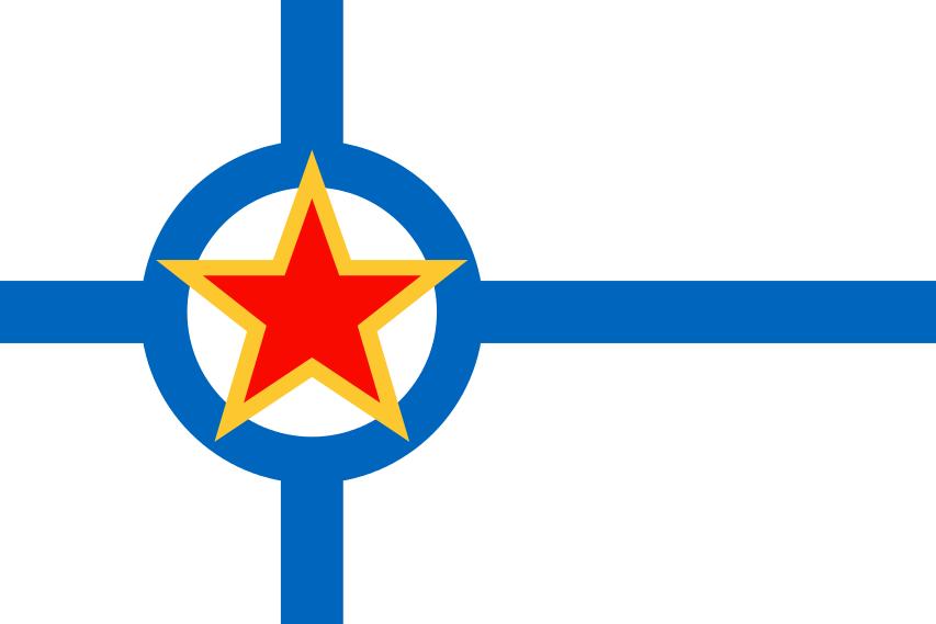 Socialist Republic of Finland by zmijugaloma on DeviantArt.