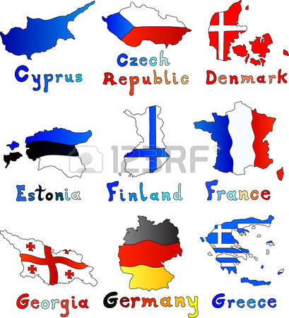 2,709 Finland Map Cliparts, Stock Vector And Royalty Free Finland.