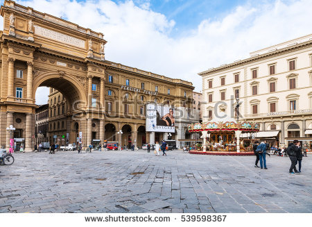 Republic Of Florence Stock Photos, Royalty.