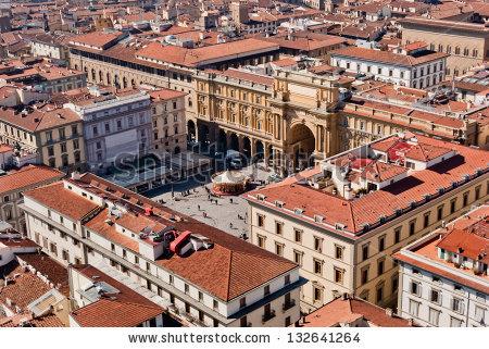 Republic Of Florence Stock Photos, Royalty.