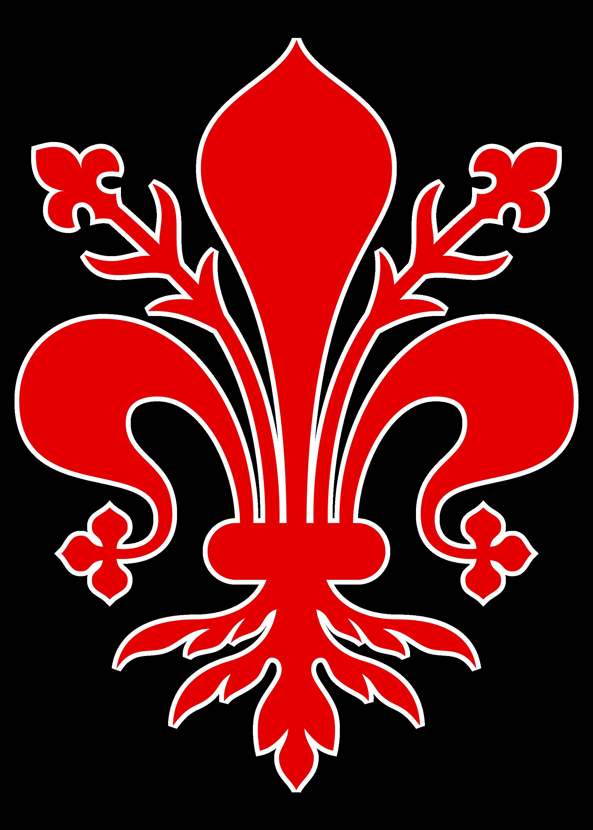 File:Fleur de lis of Florence.svg.