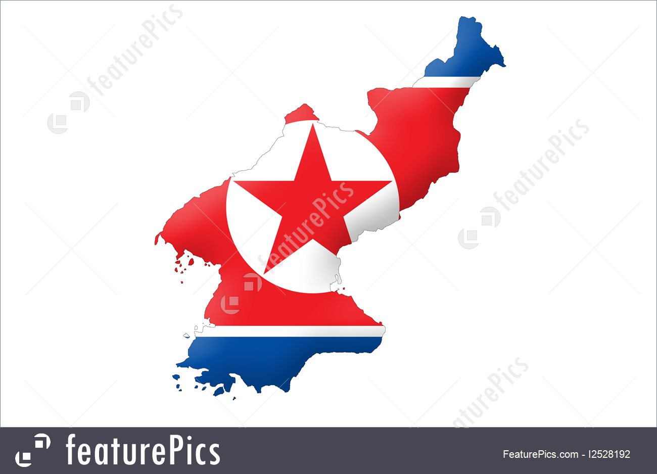 Signs And Info: Democratic People's Republic Of Korea.