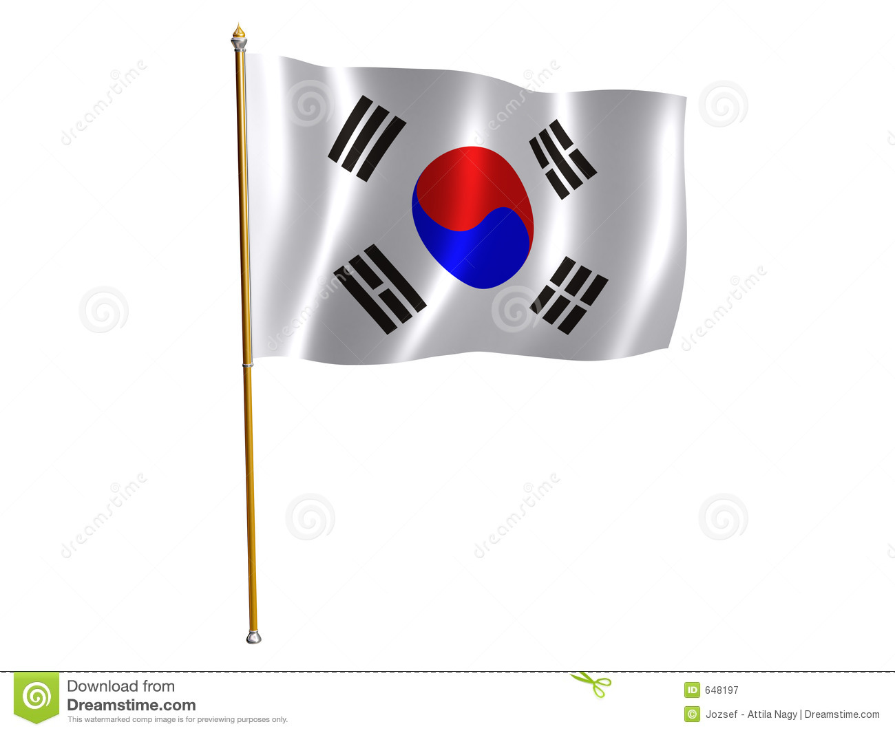Republic of korea clipart #18