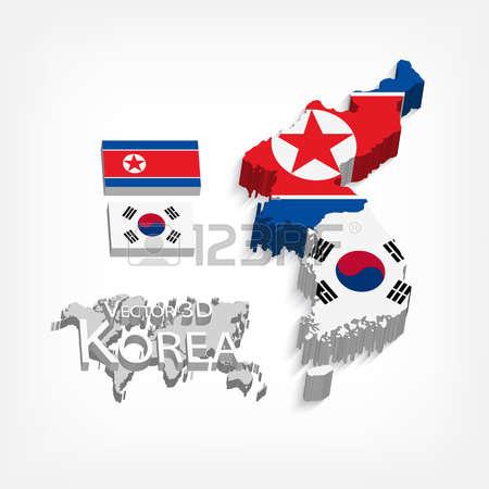 1,214 Korea Republic Flag Stock Illustrations, Cliparts And.