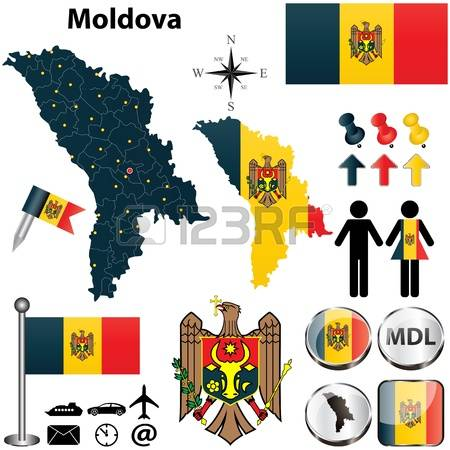 571 Republic Of Moldova Cliparts, Stock Vector And Royalty Free.