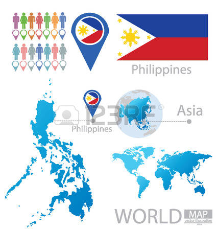 388 Republic Of Philippines Stock Vector Illustration And Royalty.