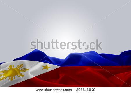 Philippine Flag Stock Photos, Royalty.