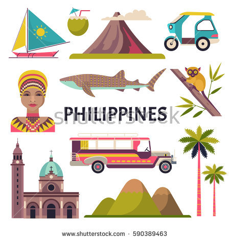 Philippines Stock Images, Royalty.
