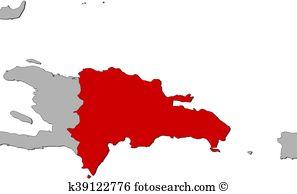 Republica dominicana Clipart Royalty Free. 9 republica dominicana.