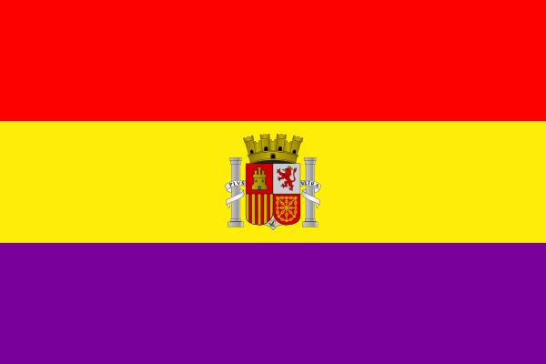Bandera De La Segunda Republica Espanola Clip Art at Clker.com.