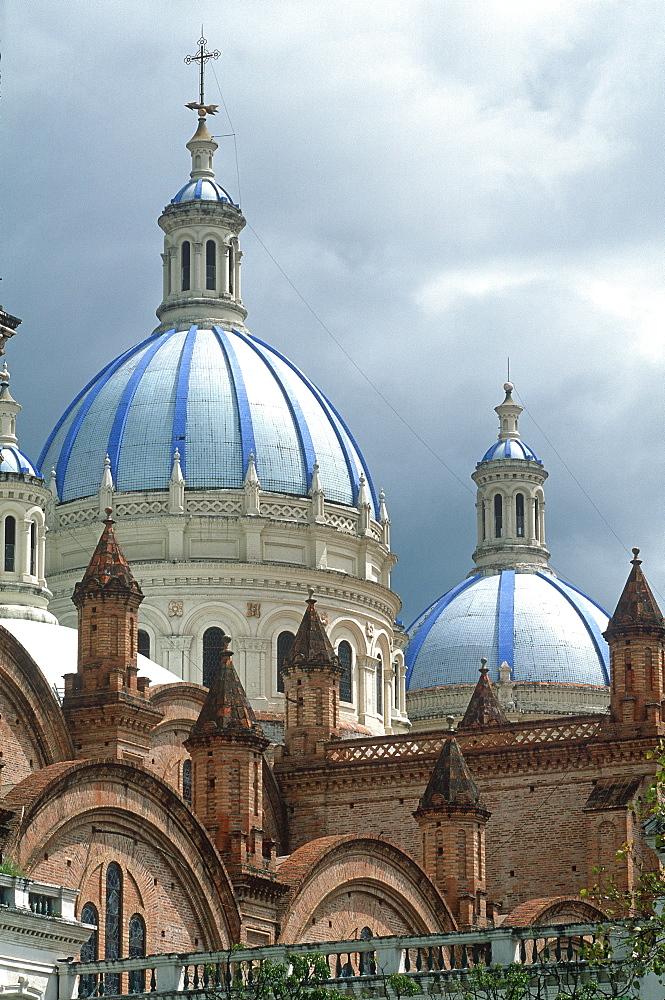 Museo del Monasterio de la Concepción, Ecuador 2019.