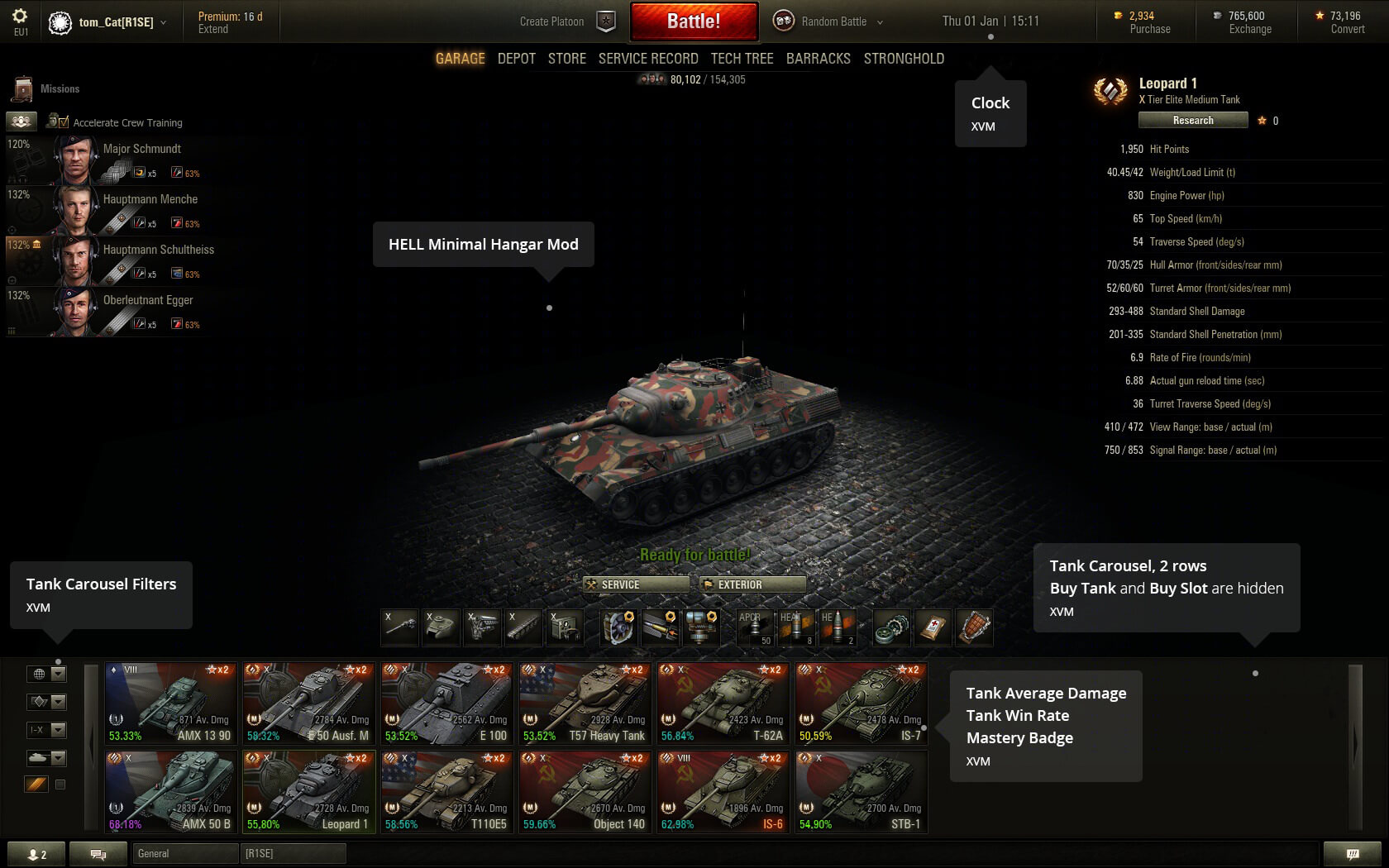 Mods For Wot.