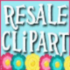 Resale Clipart (@resale_clipart).
