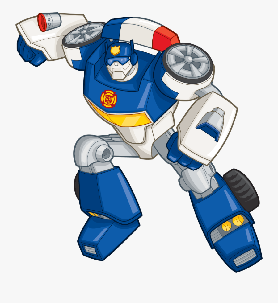 Rescue Bots Chase Hero.