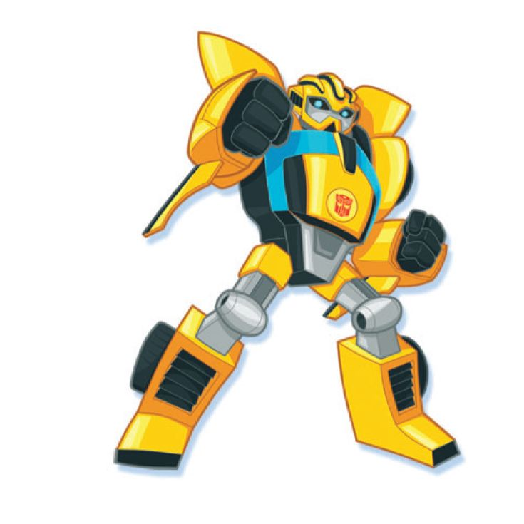 FREE RESCUE BOTS BUMBLE BEE PICTURE I made these rescue bots.