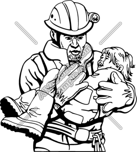 High Altitude Rescue Clipart