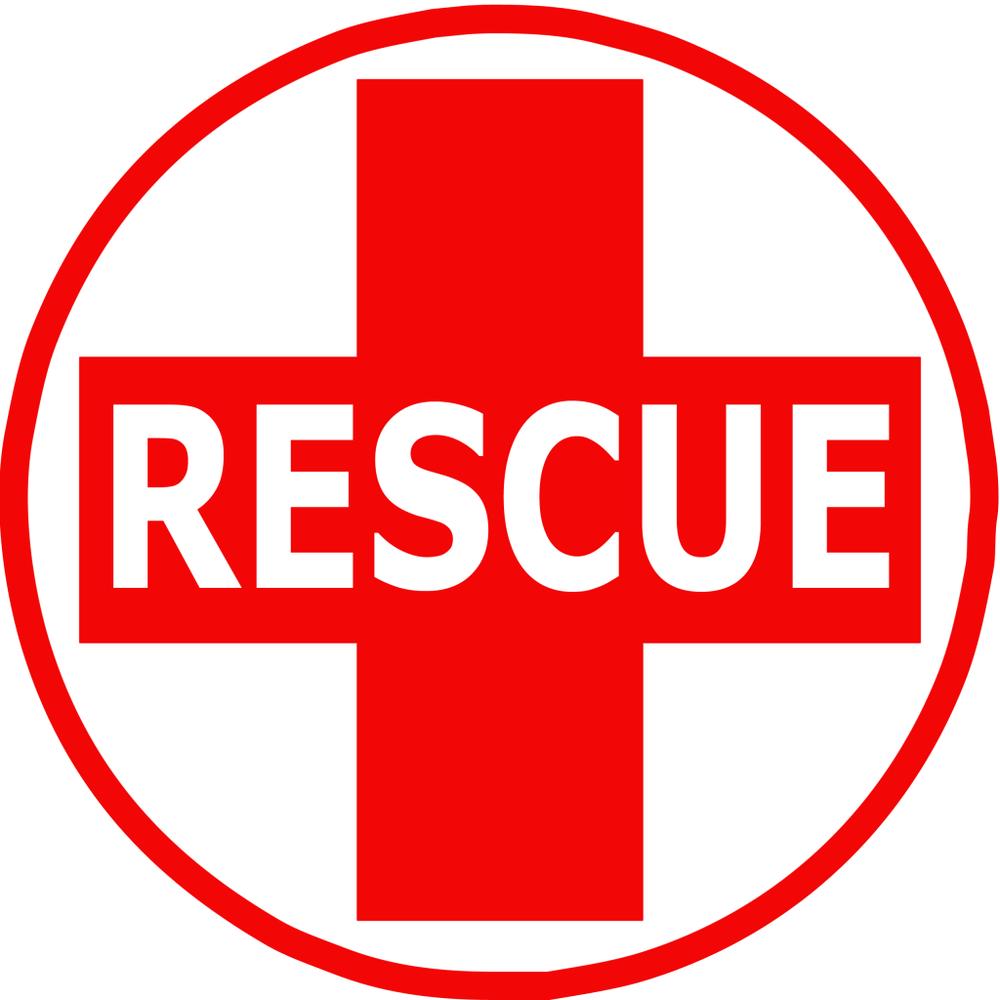 Rescue Logos.