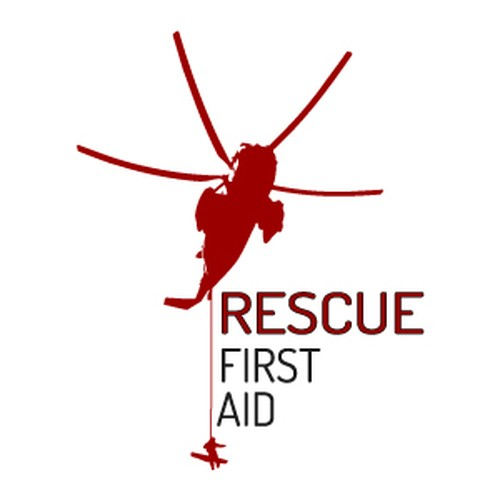 Rescue First Aid needs a new logo.