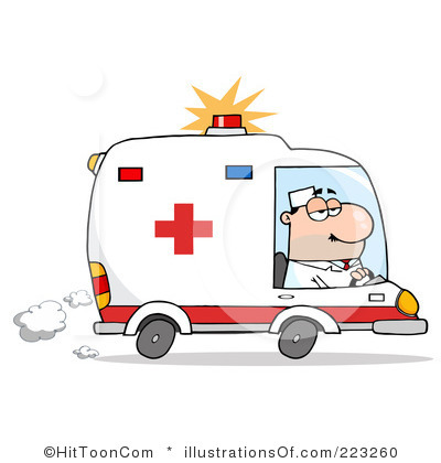 Animated Rescue Squad Clipart Large.