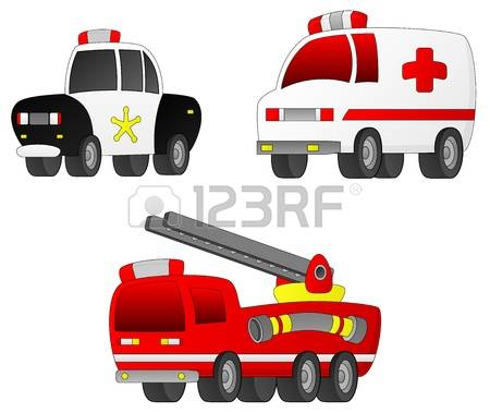 16,002 Emergency Vehicle Stock Vector Illustration And Royalty.
