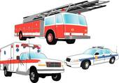 Drawing of Fire Rescue Truck resctruk.