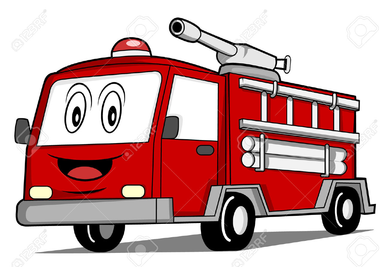 Rescue Truck Car Royalty Free Cliparts, Vectors, And Stock.