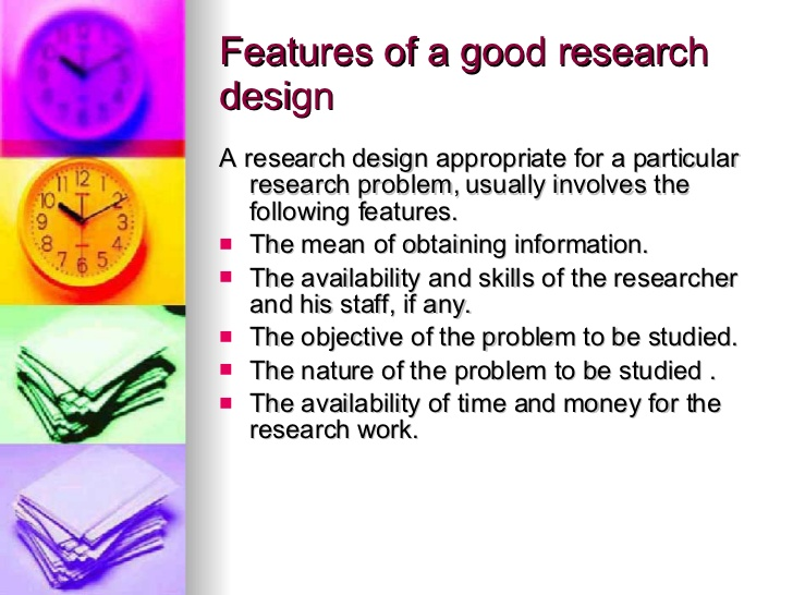 Research Design.