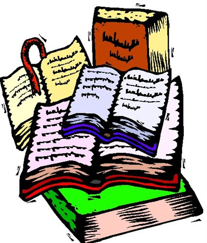 Library Computer Clipart.
