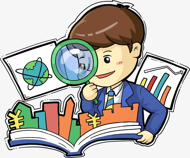 Research Plan Clipart.