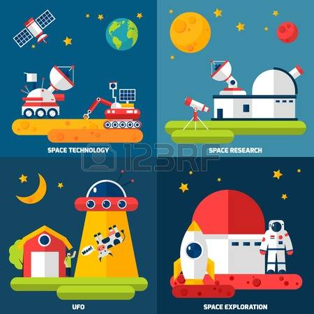873 Research Station Stock Vector Illustration And Royalty Free.