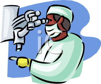 Medical Research Clipart.