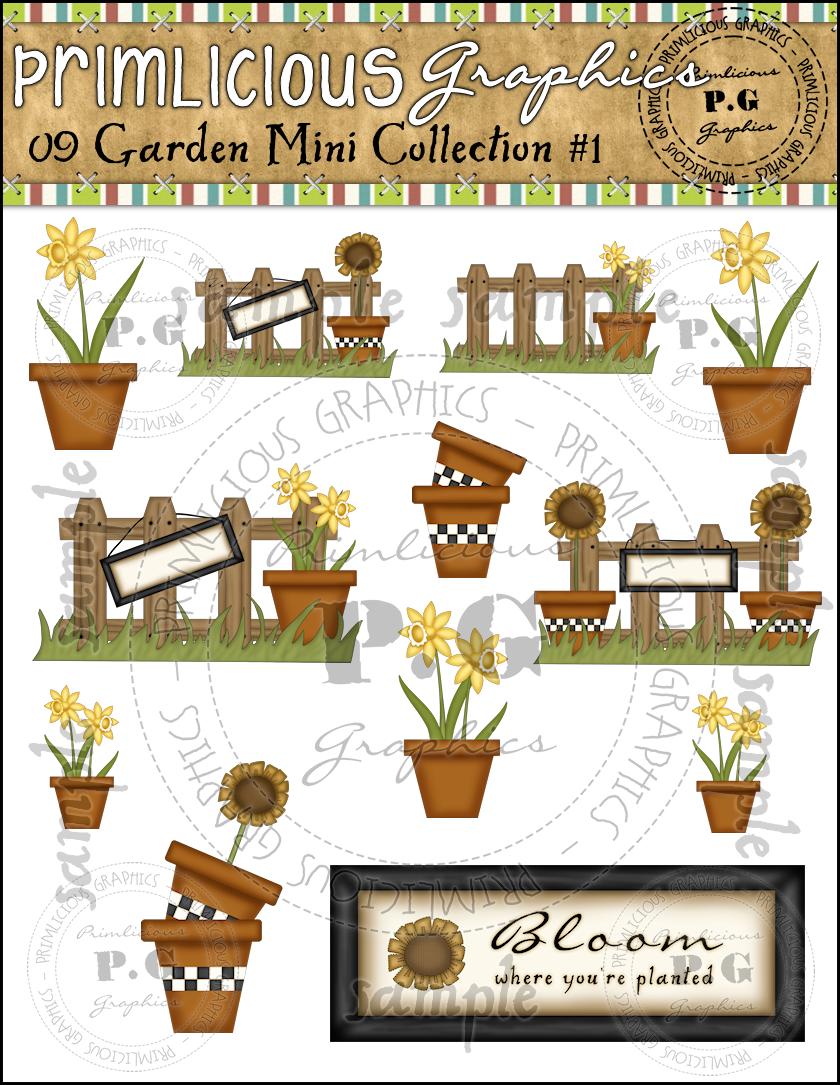 Home & Garden Reseller ClipArt : Primlicious Clip Art & Graphics.