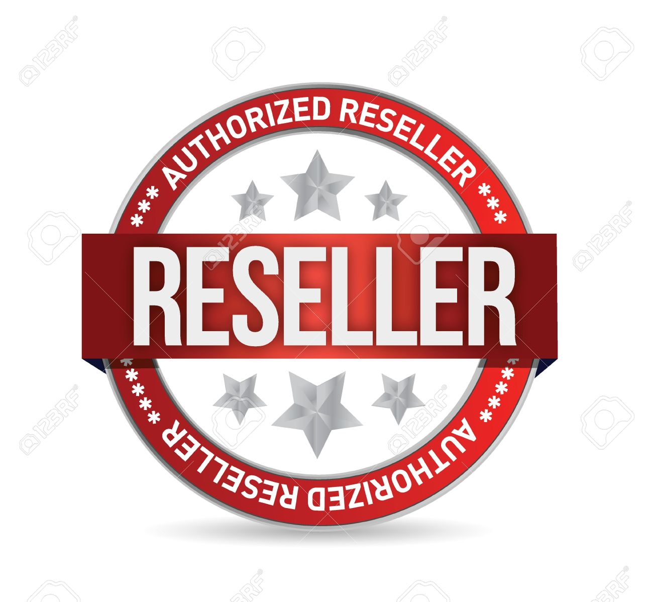 Resellers clipart.