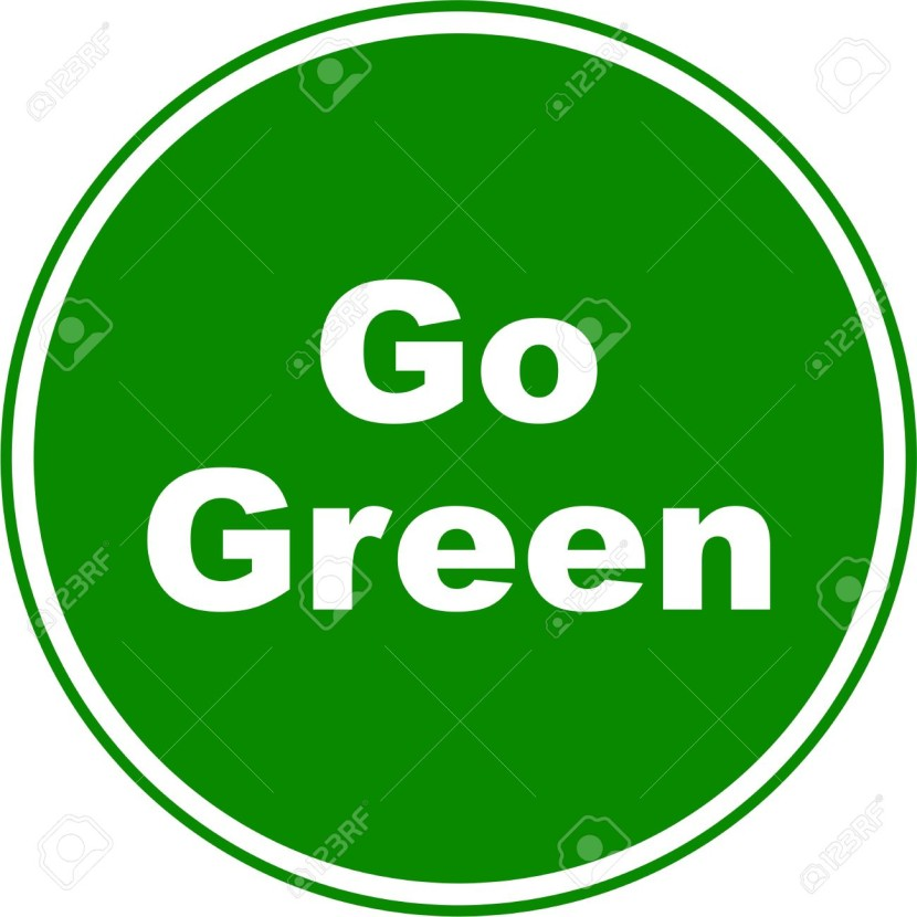 Best Green Go Sign #19850.