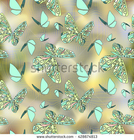 Butterfly Net Light Stock Photos, Royalty.