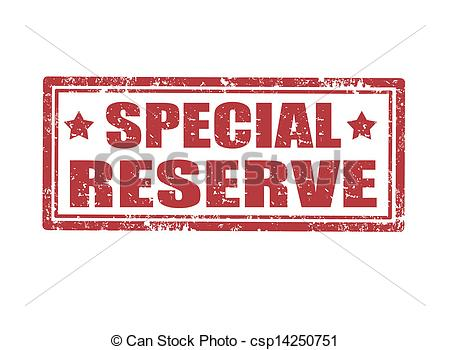 Reserve Clipart.