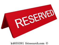 Reserved Illustrations and Clipart. 1,868 reserved royalty free.