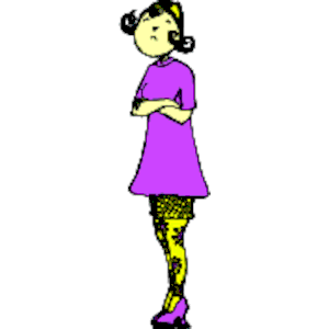 Funkirl Reserved clipart, cliparts of Funkirl Reserved free.