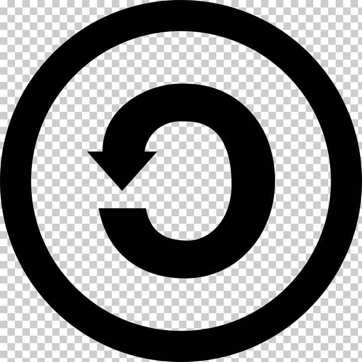 All rights reserved Copyright symbol, copyright PNG clipart.